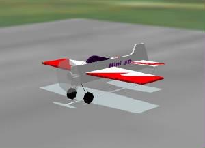 3D plane Simulator & Models(FMS)